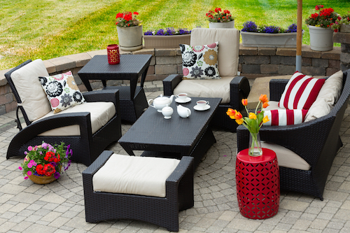 2018 Spring Outdoor Design Ideas