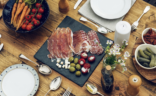 Holiday gift ideas include serving boards