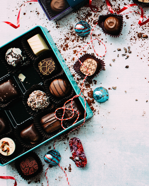 Edible holiday gift ideas