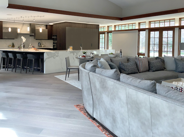 open concept interior designs