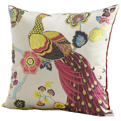 spring animal pillows